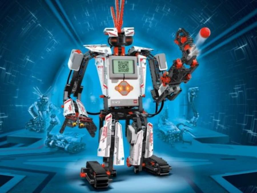 Stage Vacances Robots Lego Mindstorms 8-15 ans à Paris