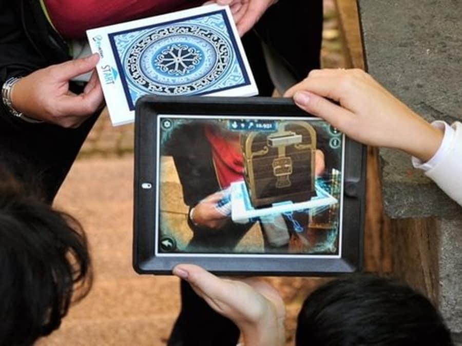 Anniversaire Escape Game en Réalité Augmentée à Argelès-sur-Mer