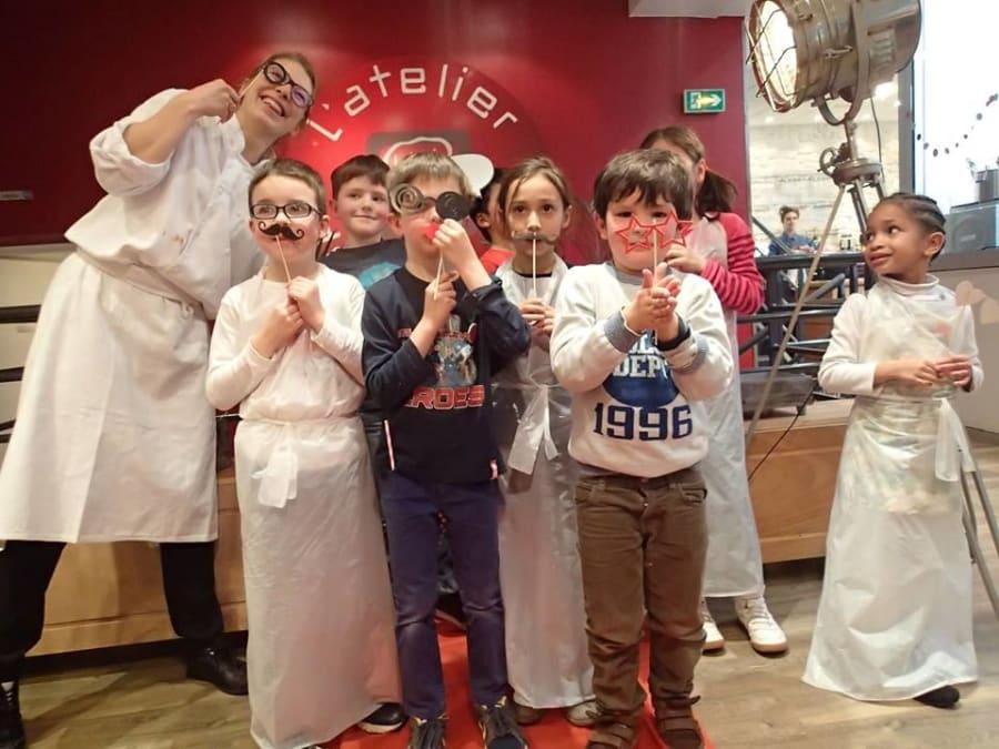 Anniversaire Atelier Cuisine 5-10 ans à Lille (59)