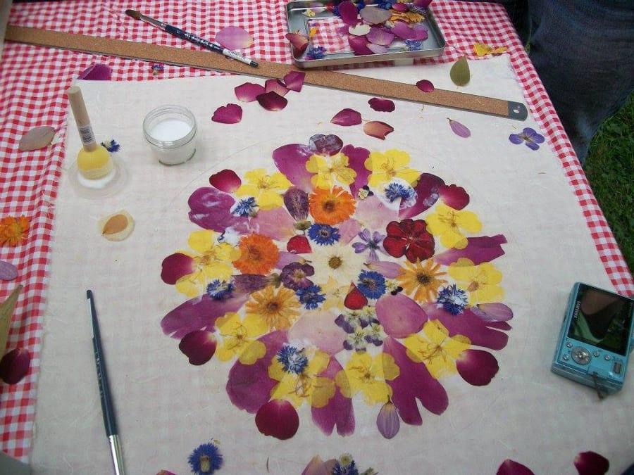 Anniversaire Artistique Land Art 3-12 ans à Paris 15ème