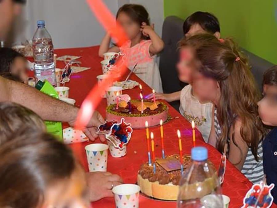 Anniversaire Le Monde Enchanté 3-5 ans à domicile (IDF)