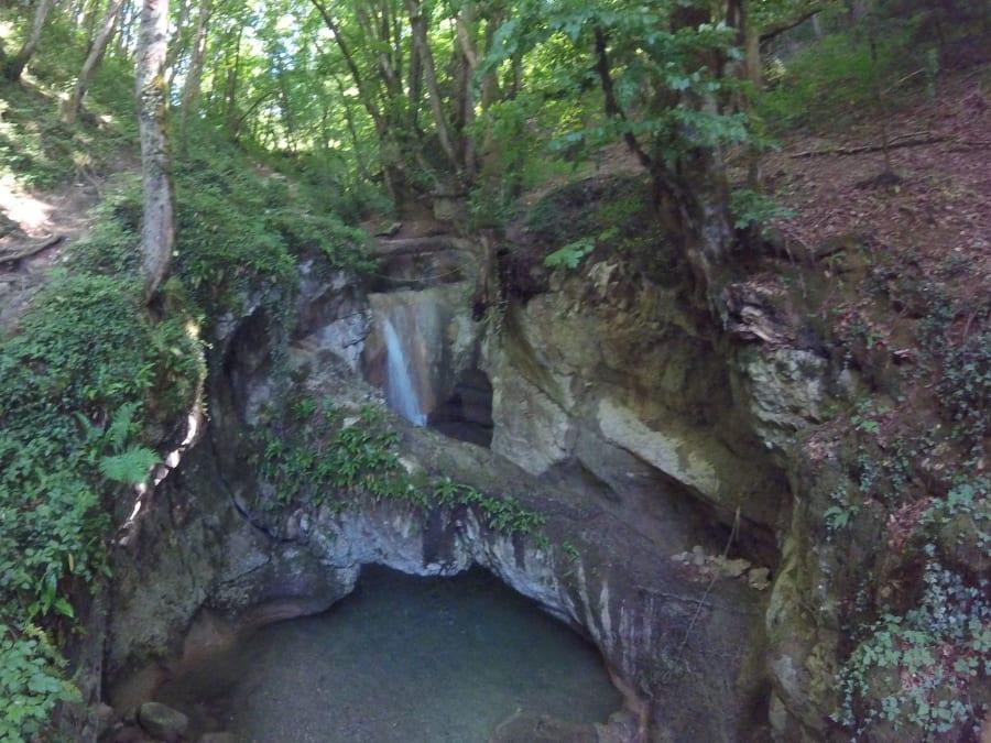 Canyoning du Reposoir au Ruisseau de Bellecombe (73)