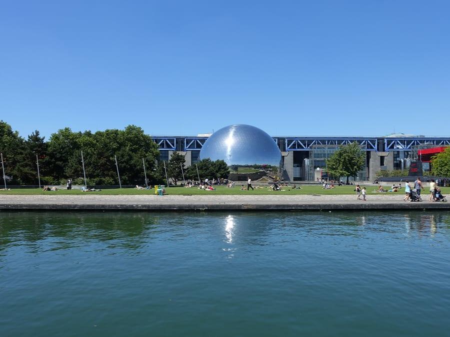 Anniversaire Jeu de Piste 6-18 ans au Canal de l'Ourcq (75019)