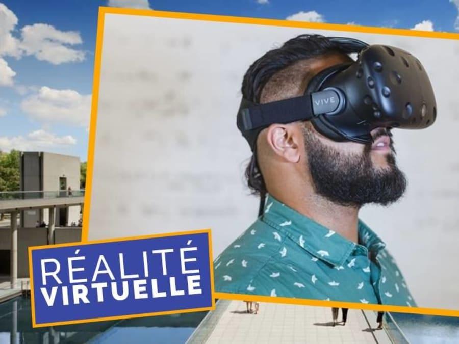 Animation Réalité Virtuelle en Ile-de-France
