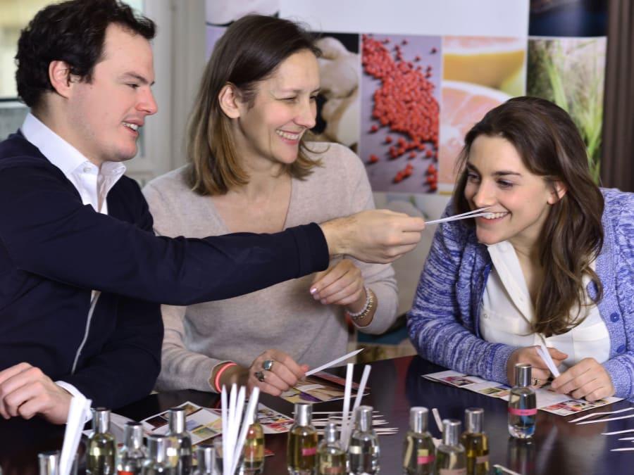 Team Building création de parfum dans le Marais (Paris 4ème)