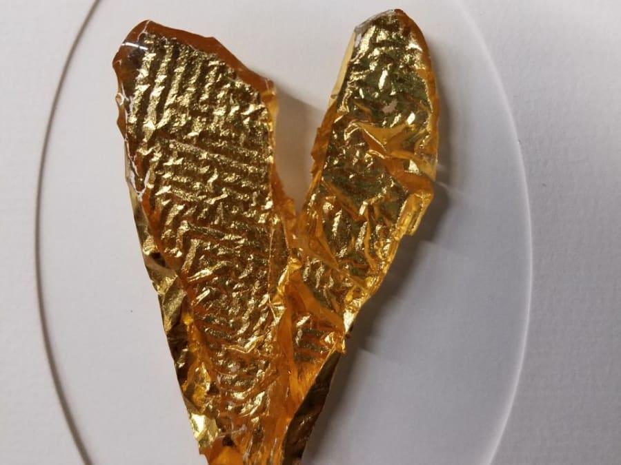 Atelier création d'une broche dorée, Truffaut Plaisir (78)