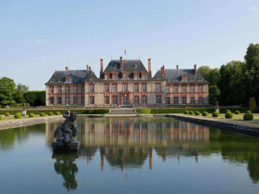 Visite du Château de Breteuil, dans les Yvelines