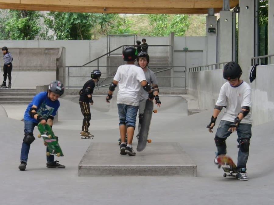 Stage vacances Skateboard 5-12 ans à Paris 3ème