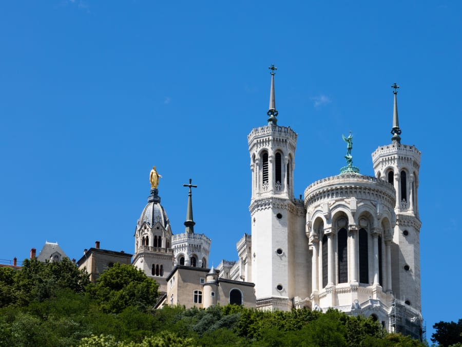Anniversaire Jeu de Piste Les Collines de Fourvière à Lyon (69)