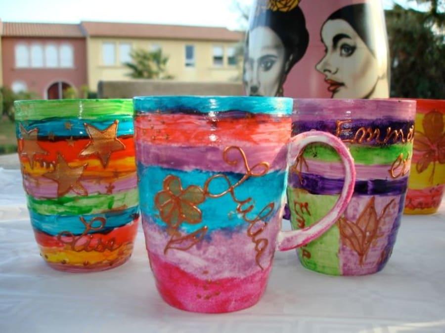Anniversaire Peinture sur Mug 8-12 ans à domicile (34)