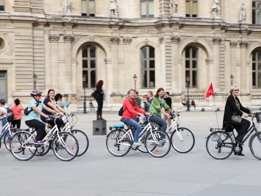 Visite guidée à vélo du cœur de la capitale : le Paris éternel