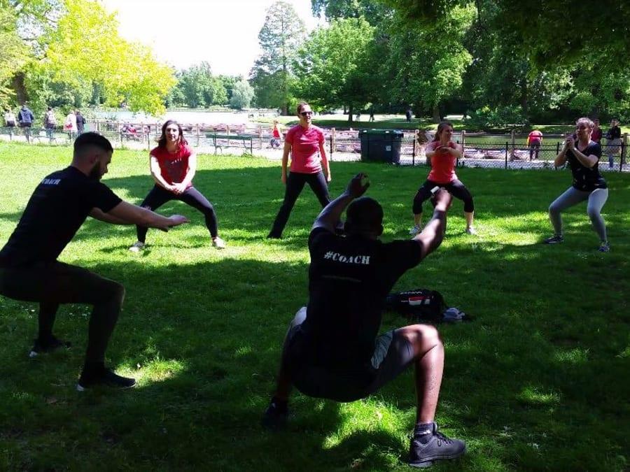 Team Building Bootcamp à Lille (59)