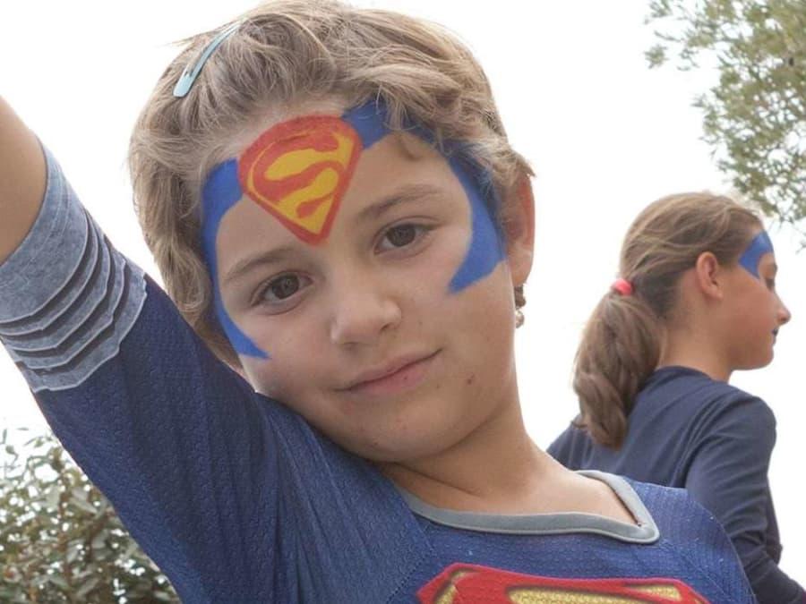 Anniversaire Superman 3-12 ans à domicile (IDF)