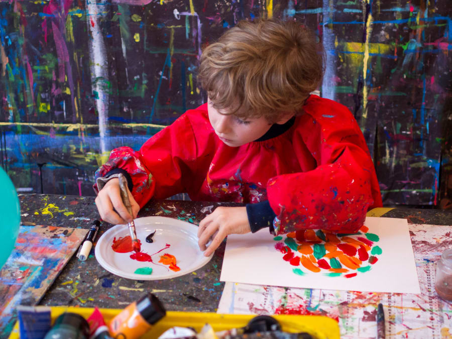 Stage vacances Peinture & Dessin 4-14 ans à Paris 15ème