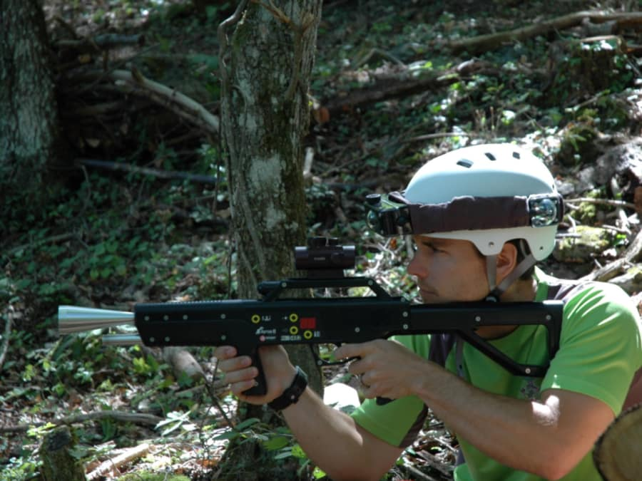 Laser Game outdoor à Gap (05)