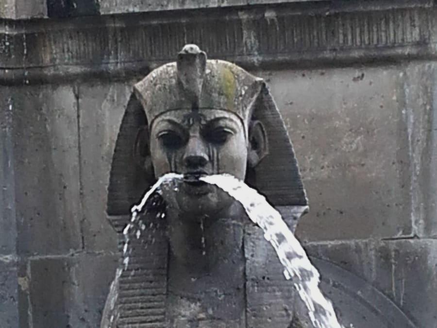 Visite - Ramsès II à Paris 8e