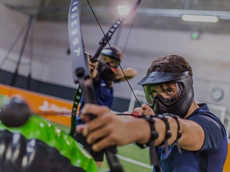 Anniversaire Archery Bump 7-15 ans à Toulouse Montaudran
