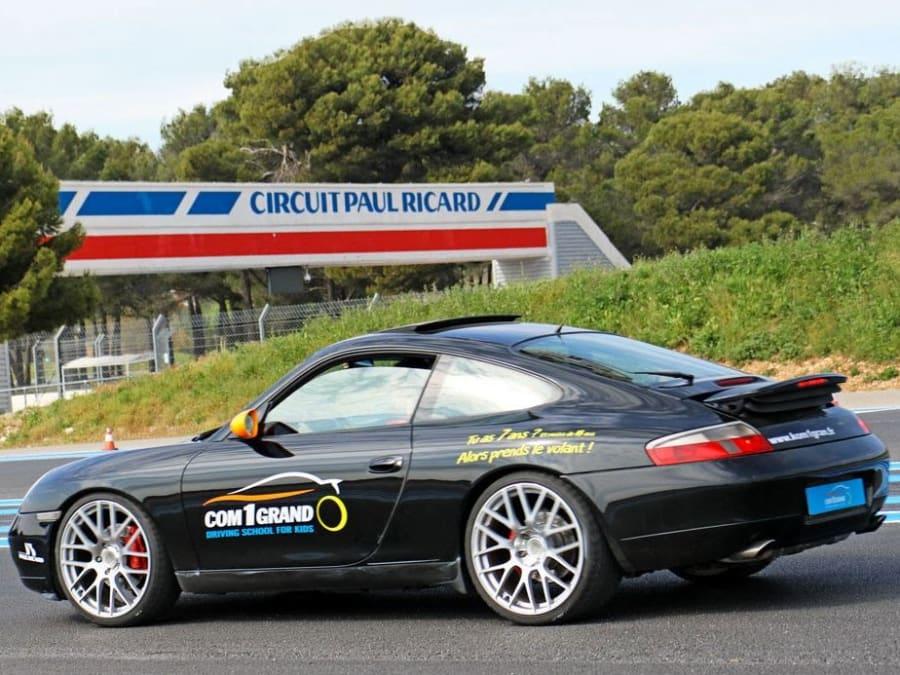 Stage pilotage de voiture sur le circuit Paul Ricard (83)