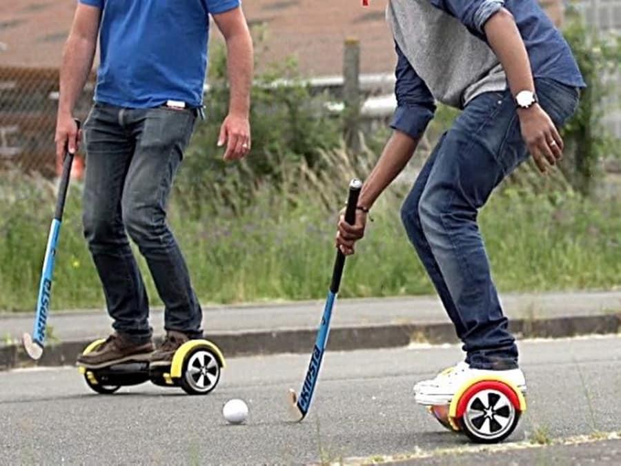 Découvrez le E-hockey en Hoverboard !
