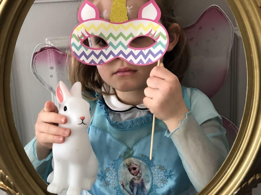Anniversaire princesse Lili en féerie 4-7 ans à domicile