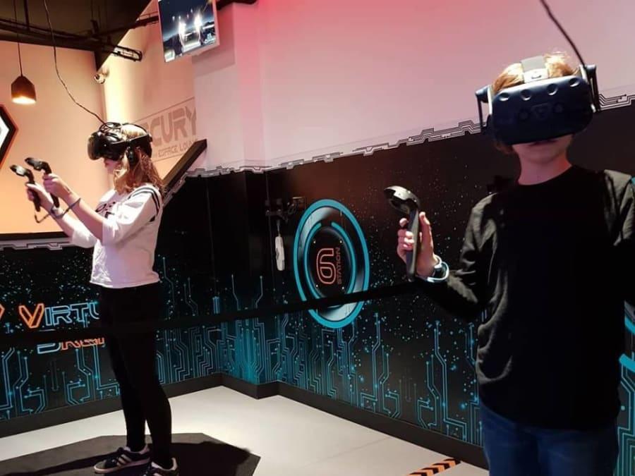 Anniversaire Réalité Virtuelle 10-18 ans à Melun (77)