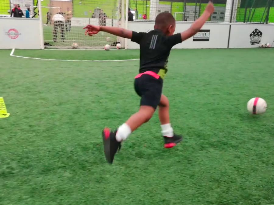 Anniversaire 100% Football 7-16 ans à Bobigny (93)