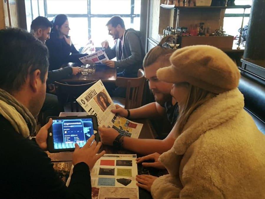 Afterwork Escape Game le 30 mars à 18h15 à Montparnasse