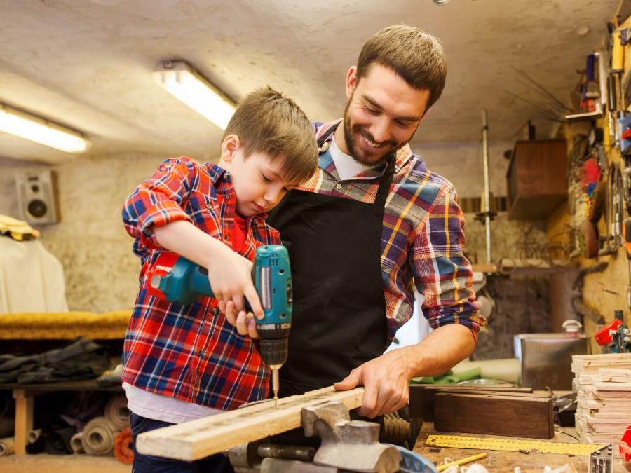 Atelier Bricolage DIY duo Parent/Enfant à Villeurbanne