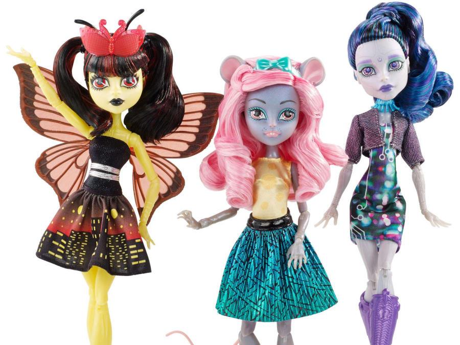 Anniversaire Monster High 6-12 ans à domicile (IDF)
