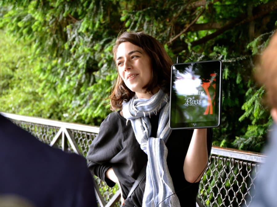Ciné-balade Minuit à Paris : l'univers parisien de Woody Allen