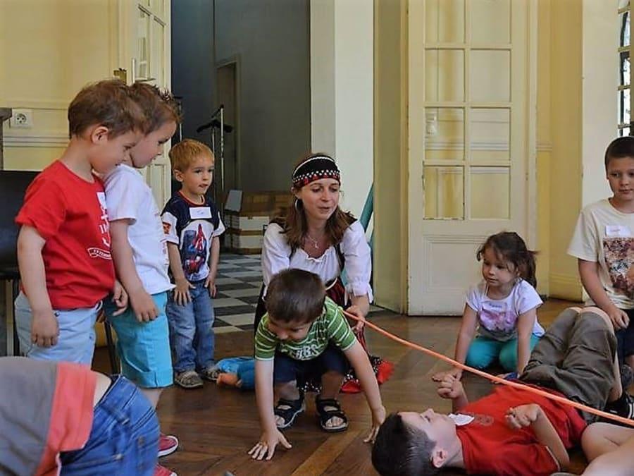 Anniversaire Pirates à bord ! 6-9 ans à domicile (IDF)