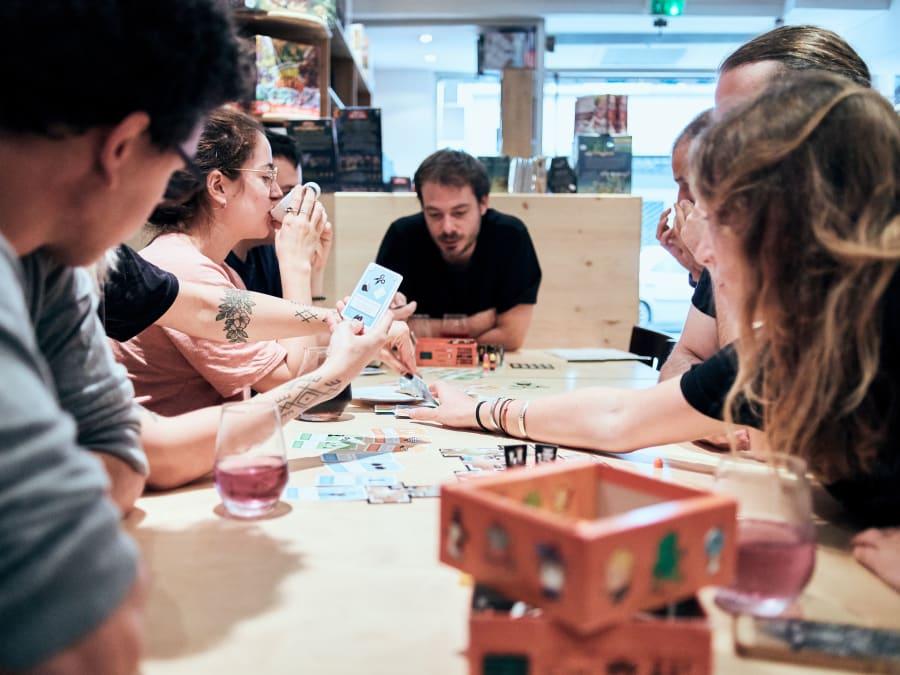 Team Building Création d'un Jeu de Société