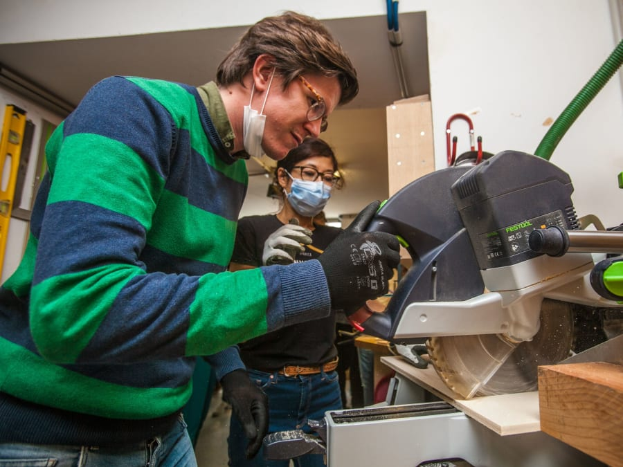 Team Building Atelier Bricolage à Paris 18ème