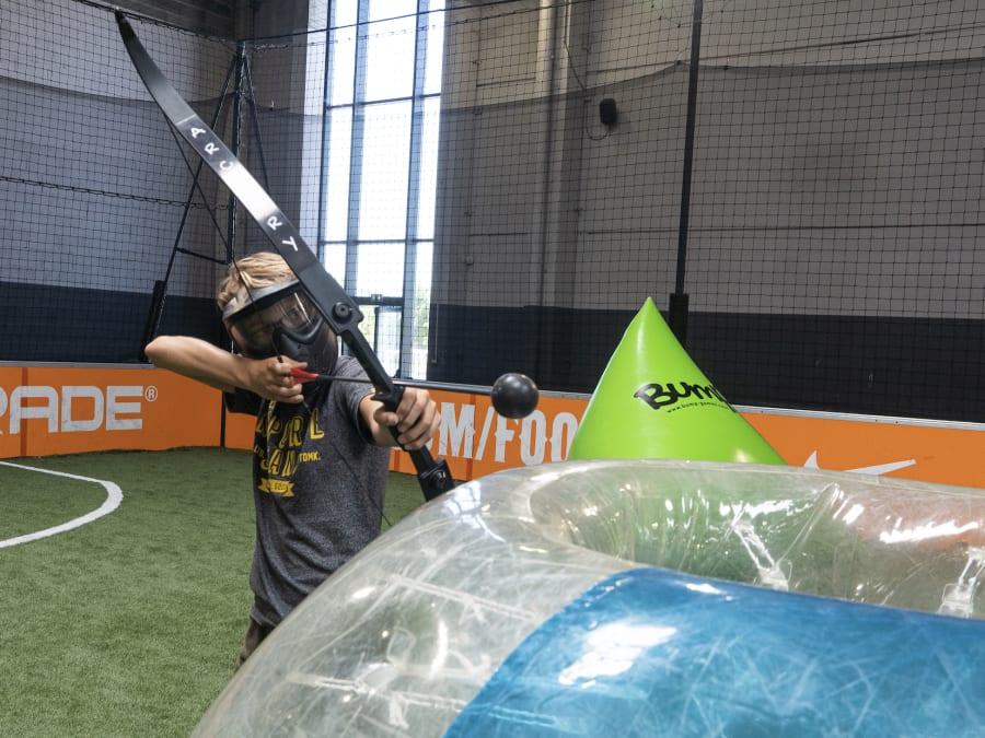 Anniversaire Archery Bump 7-15 ans à Toulouse Sept Deniers