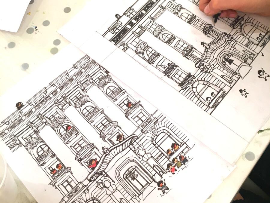 Anniversaire Architecture 7-15 ans à Paris 6ème