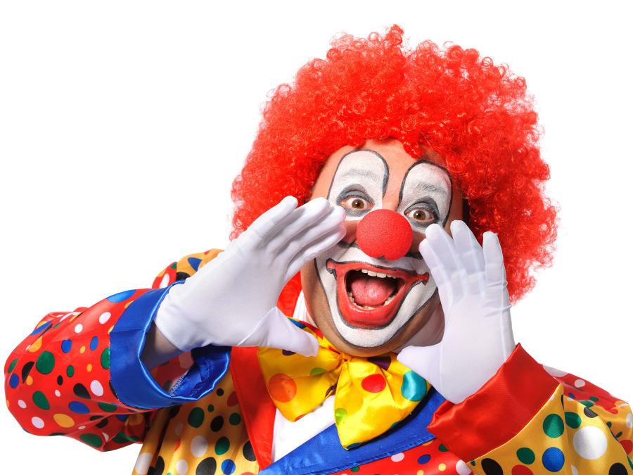 Anniversaire & Déco Clown 3-9 ans à domicile (IDF)