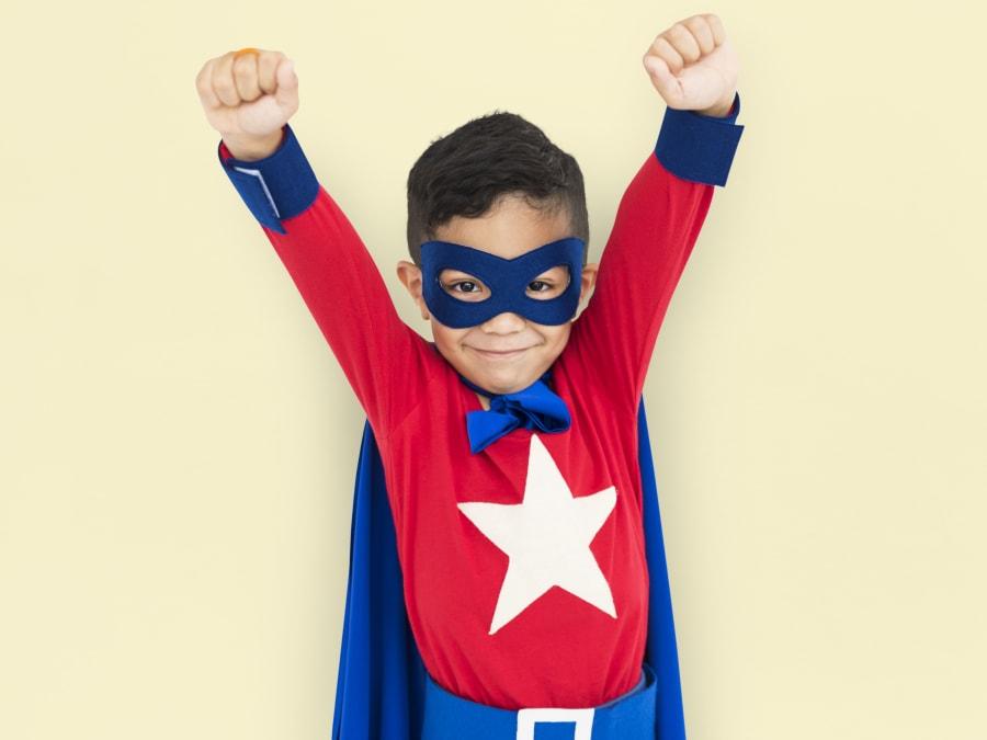 Anniversaire Super-Héros 5-14 ans à Saint-Cyr l'Ecole