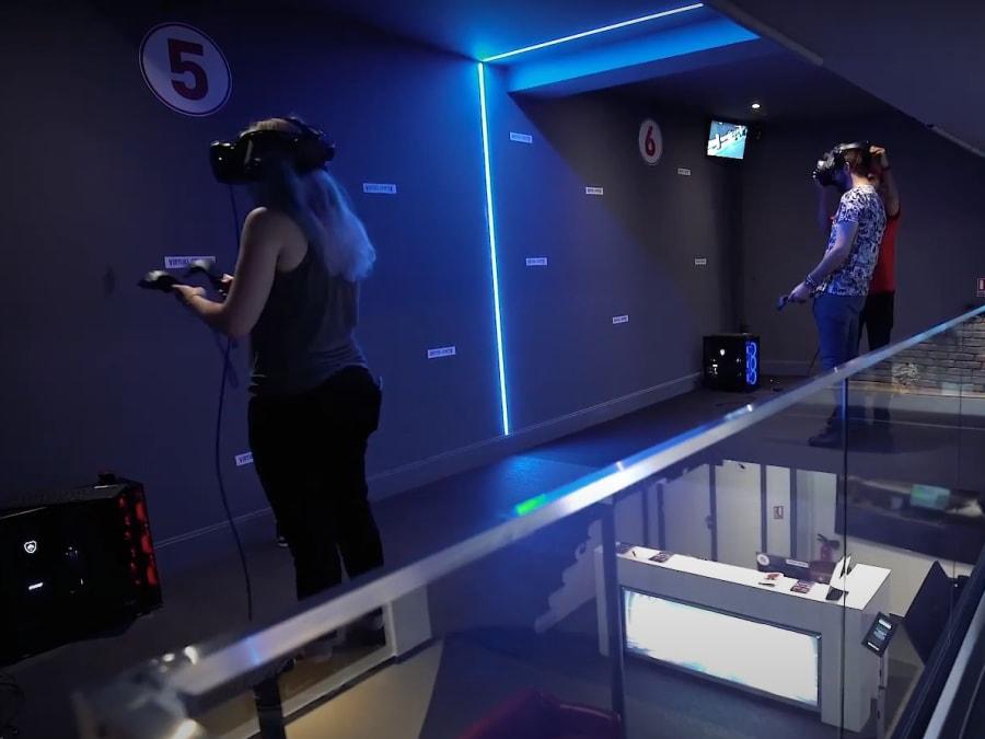 Expérience de Réalité Virtuelle à Paris 6ème