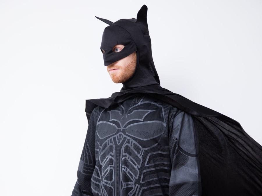 Anniversaire Batman 2-12 ans à domicile