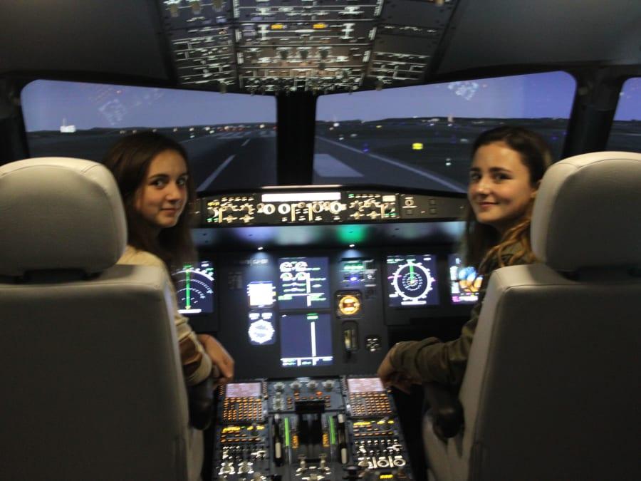 Pilot Camp - Simulateur de pilotage d'avion à Lille