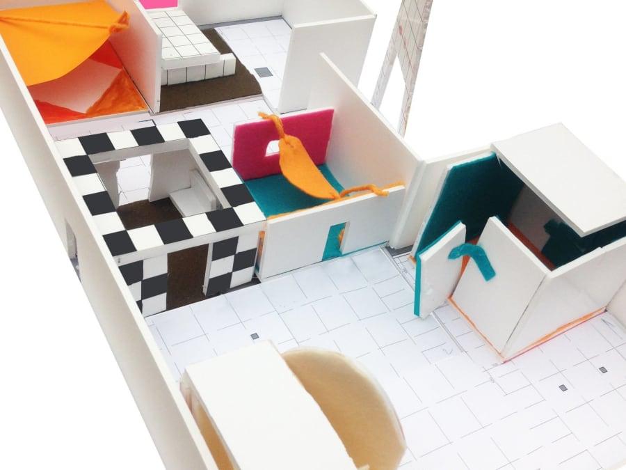 Les petits architectes de Marion 7-15 ans à Paris 12ème