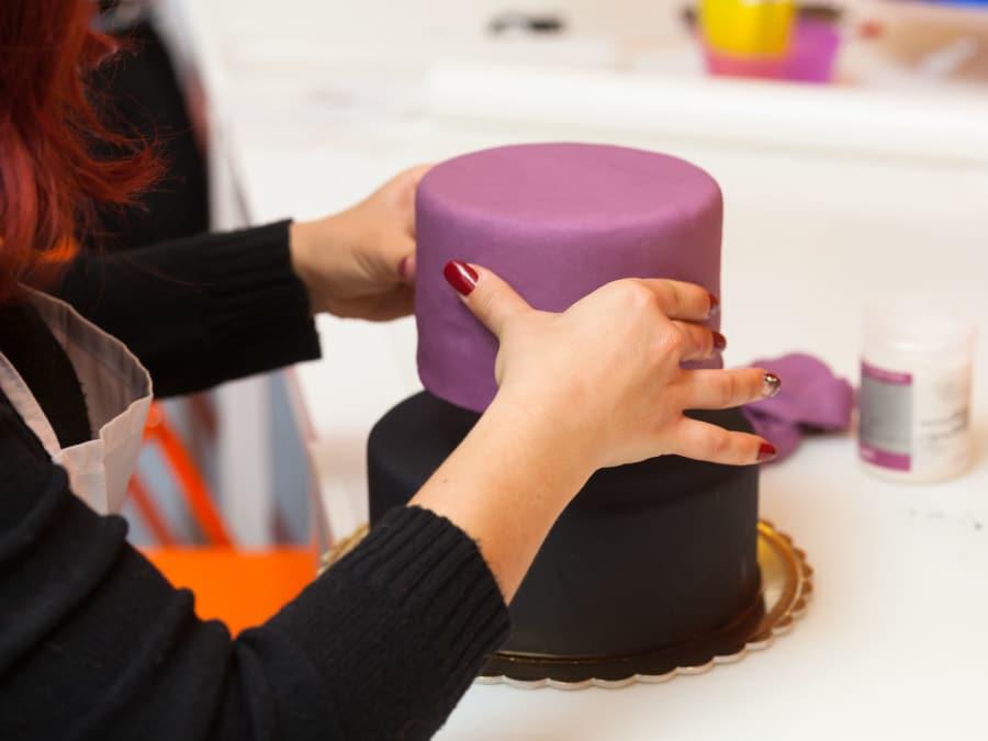 Atelier d'initiation au Cake Design en plein cœur de Lyon