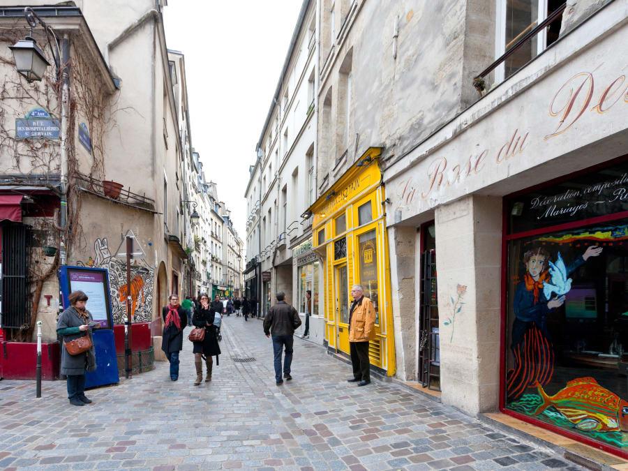 Anniversaire Jeu de Piste 6-15 ans à Paris 3ème