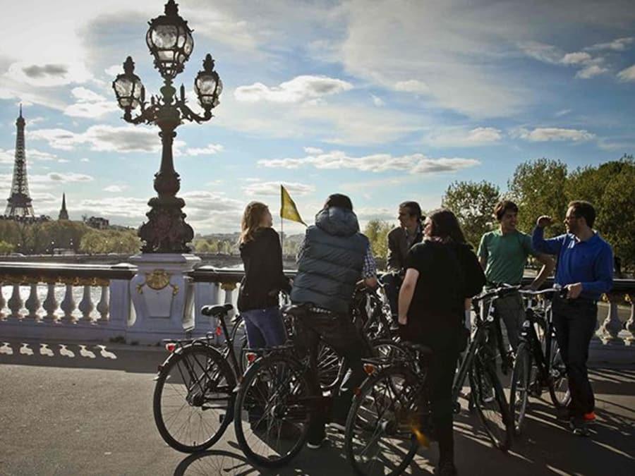 Paris en Seine, au fil de ses berges à vélo