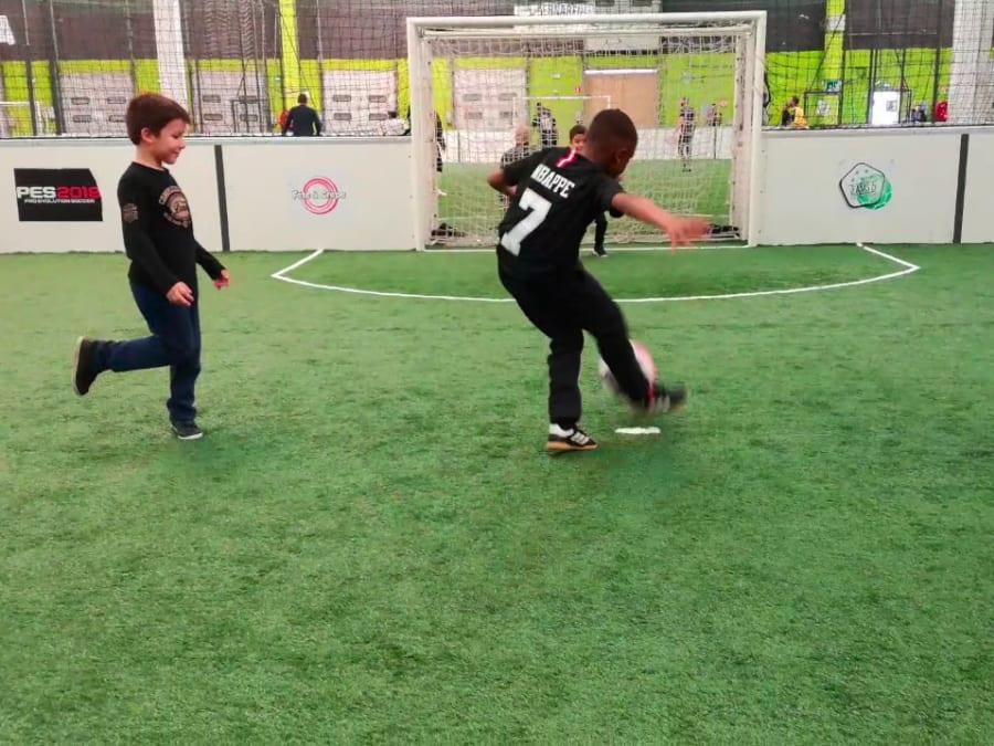 Anniversaire 100% Football 7-16 ans à Paris 13ème