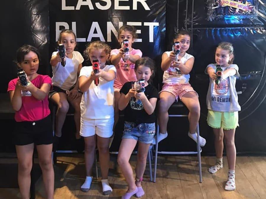 Anniversaire Laser Game 5-14 ans à Nice Centre-Ville (06)