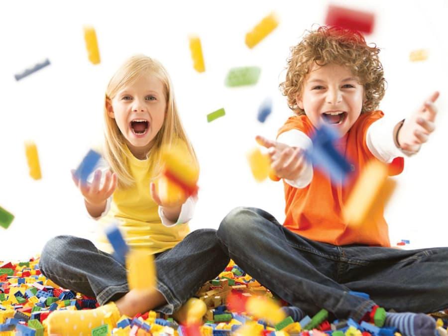 Anniversaire LEGO® motorisé 5-11 ans à domicile (59)