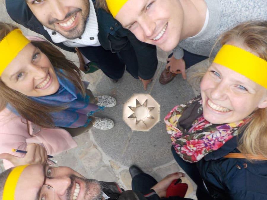 Team Building Jeu de Piste Géocaching à Paris