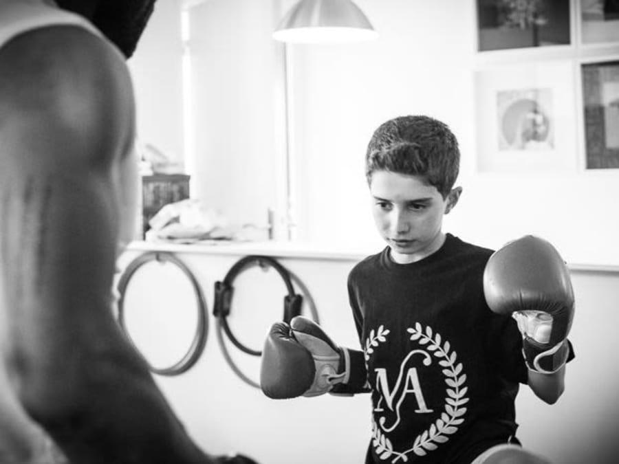 Cours de boxe pour Enfant 6 - 11 ans