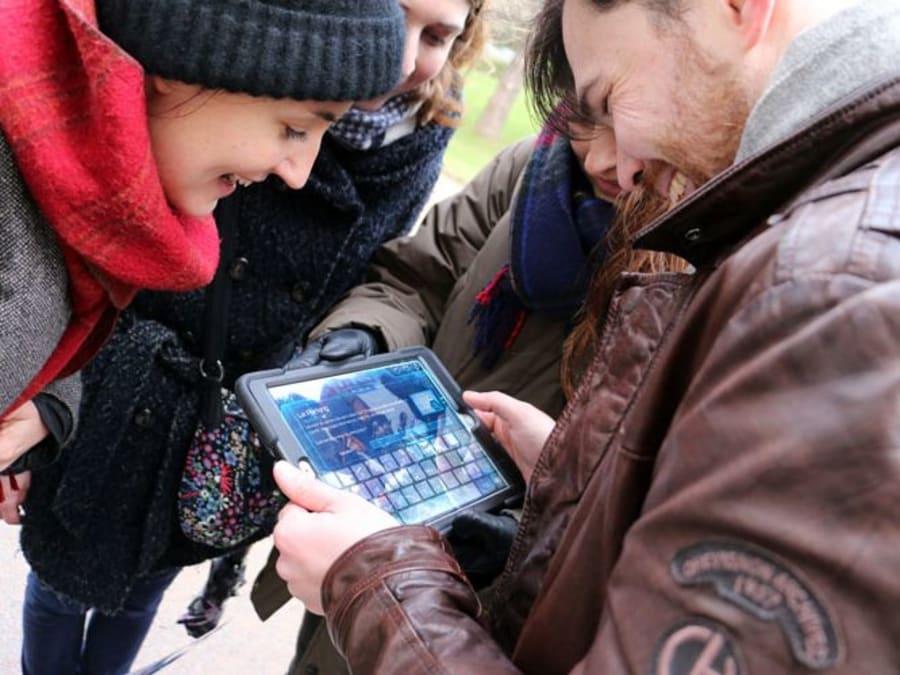 Team building Escape Game en Réalité Augmentée en Île-de-France